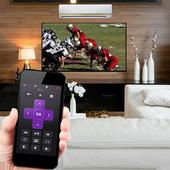 Universal Remote Control for All TV Simulator icon