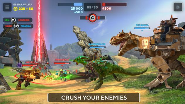 Dino Squad screenshot 1