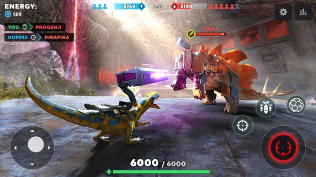Dino Squad captura de pantalla 15