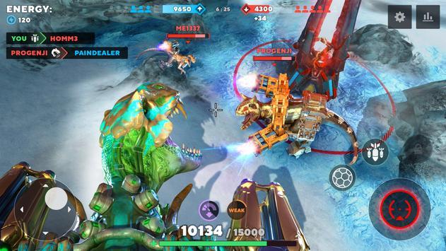 Dino Squad captura de pantalla 1