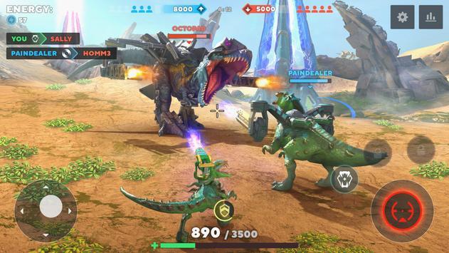 Dino Squad captura de pantalla 2