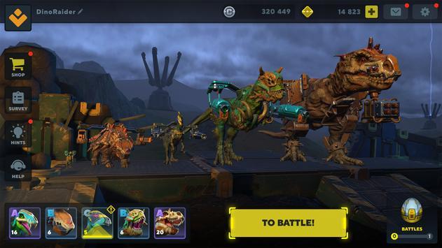 Dino Squad captura de pantalla 5