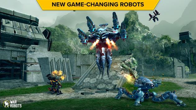 War Robots Test screenshot 1
