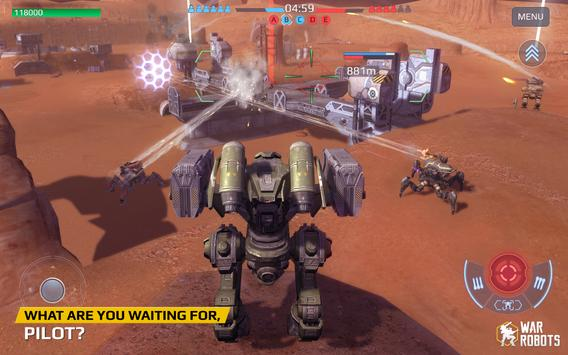 War Robots screenshot 5