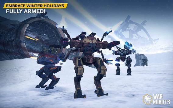6 Schermata War Robots