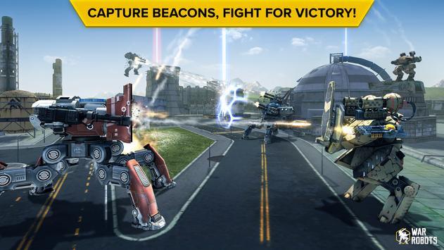 War Robots screenshot 9