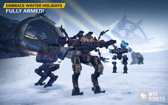 12 Schermata War Robots