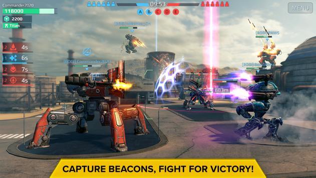 War Robots Multiplayer Battles poster