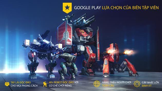 War Robots. Game Chiến thuật Nhiều người chơi 6v6 ảnh chụp màn hình 12