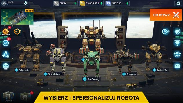 War Robots. Taktyczne bitwy wieloosobowe 6 na 6 screenshot 16