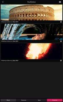 PixaMotion captura de pantalla 12