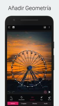 PixaMotion captura de pantalla 3