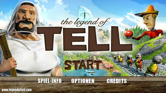 Legend of William Tell – LITE screenshot 1