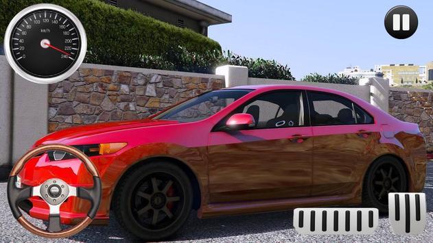 Driving School Honda Accord screenshot 1