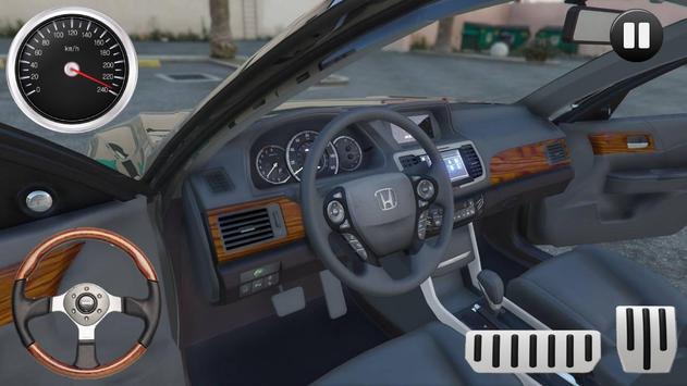 Driving School Honda Accord screenshot 2