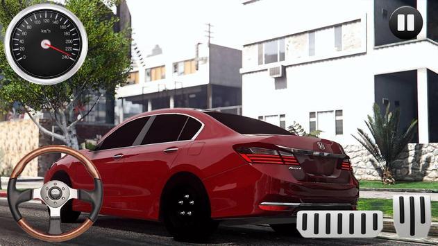 Driving School Honda Accord screenshot 4