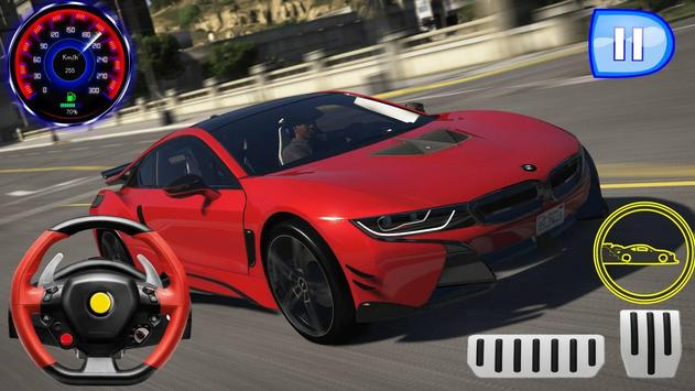 My BMW i8 / i3 Driving Simulator 2019 poster