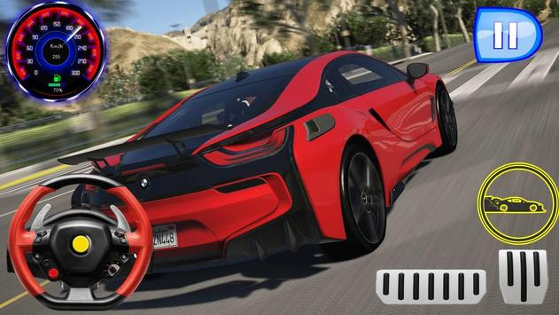 My BMW i8 / i3 Driving Simulator 2019 screenshot 1