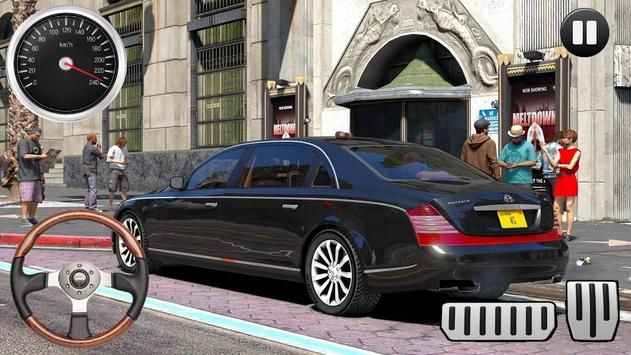 Drive Benz Maybach - AMG Luxury Series Screenshot 4