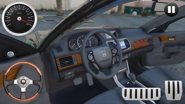 Drive Honda Civic - Drifting Simulator 3D screenshot 2