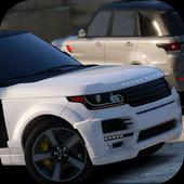 Rover Challenge Jungle - Range Rover Rider icon