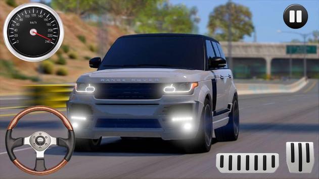 Rover Challenge Jungle - Range Rover Rider poster