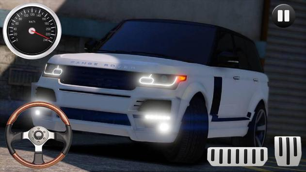 Rover Challenge Jungle - Range Rover Rider screenshot 1