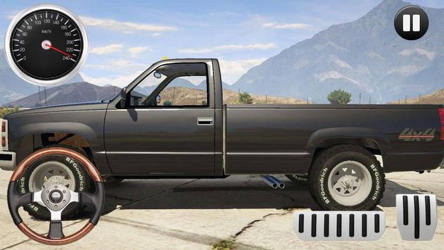 Offroad Rider Chevy Silverado Sim 2019 screenshot 4