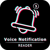 Voice Notification Reader icon