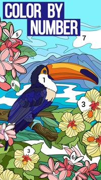 Happy Color™ – Color by Number. Coloring games. screenshot 14