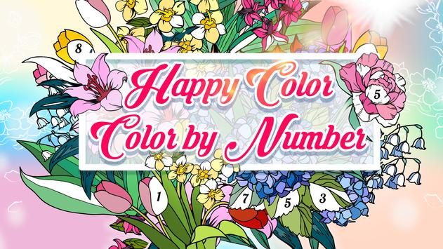 Happy Color™ – Color by Number screenshot 21