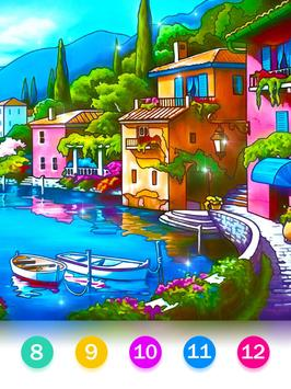 Color by Number - Happy Paint screenshot 11