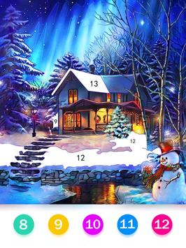 Color by Number - Happy Paint screenshot 13