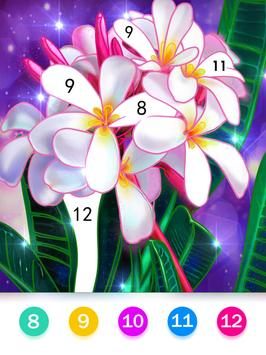 Color by Number - Happy Paint screenshot 19