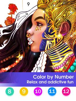 Color by Number - Happy Paint screenshot 8