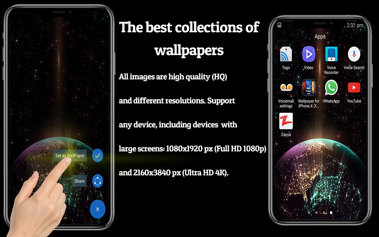Wallpaper For Iphone X Xs Max For Android Apk Download