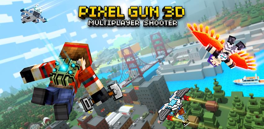 Pixel Gun 3D: FPS Shooter & Battle Royale APK