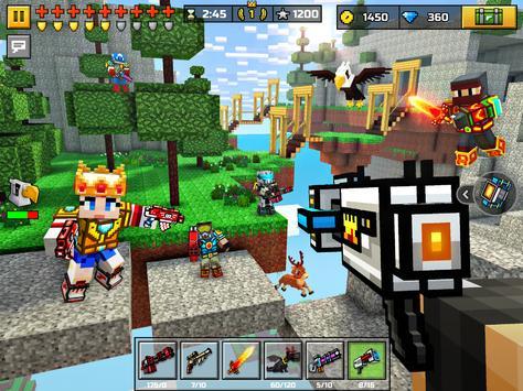 ピクセルガン3D。(Pixel Gun 3D) スクリーンショット 7