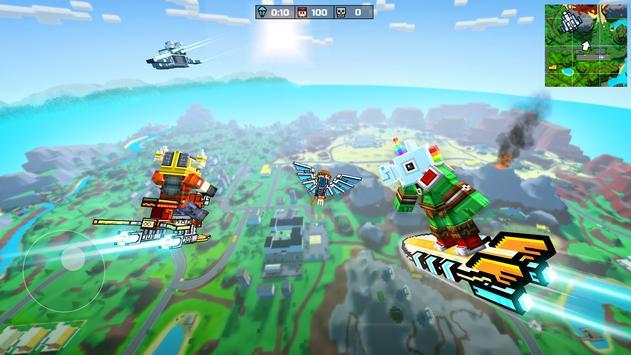 Pixel Gun 3D Affiche