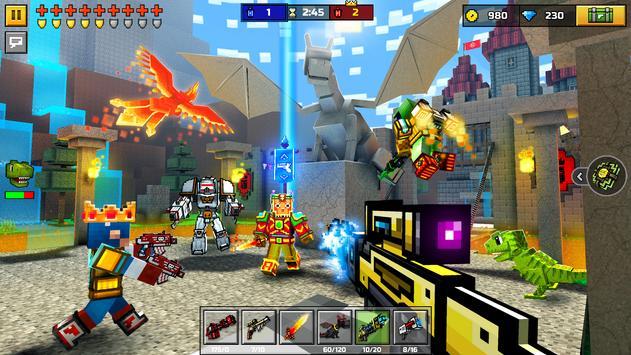 ピクセルガン3D。(Pixel Gun 3D) スクリーンショット 2