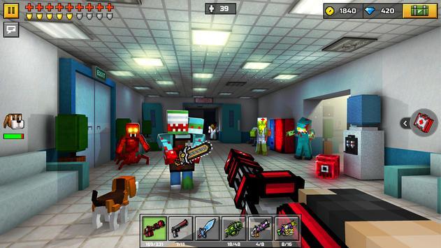 Pixel Gun 3D capture d'écran 3