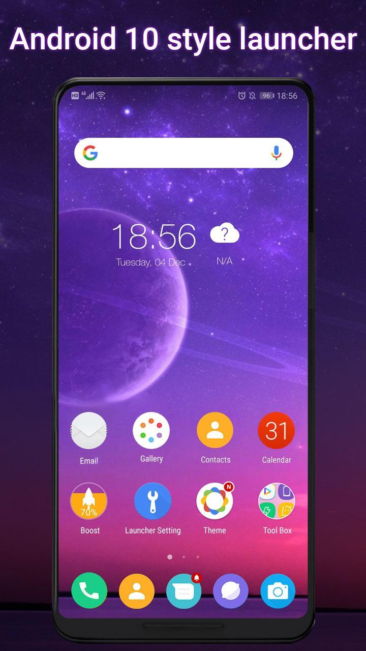 Cool Q Launcher for Android - APK Download