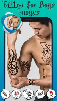 Tattoo for boys Images-poster