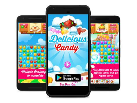 Delicious Candy screenshot 22