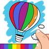 Finger Paint Coloring Book icon