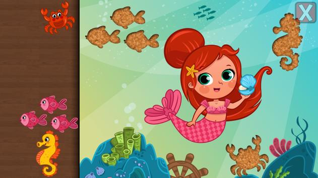 Fairytale Puzzles for Toddlers screenshot 7