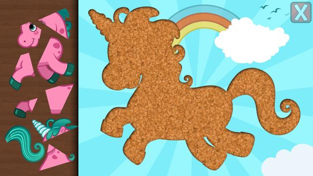 Fairytale Puzzles for Toddlers screenshot 9