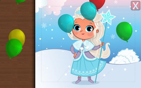 Fairytale Puzzles for Toddlers screenshot 13