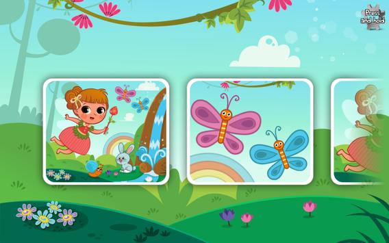 Fairytale Puzzles for Toddlers screenshot 10