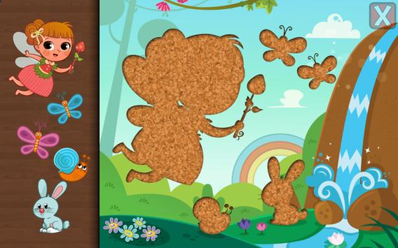 Fairytale Puzzles for Toddlers screenshot 11